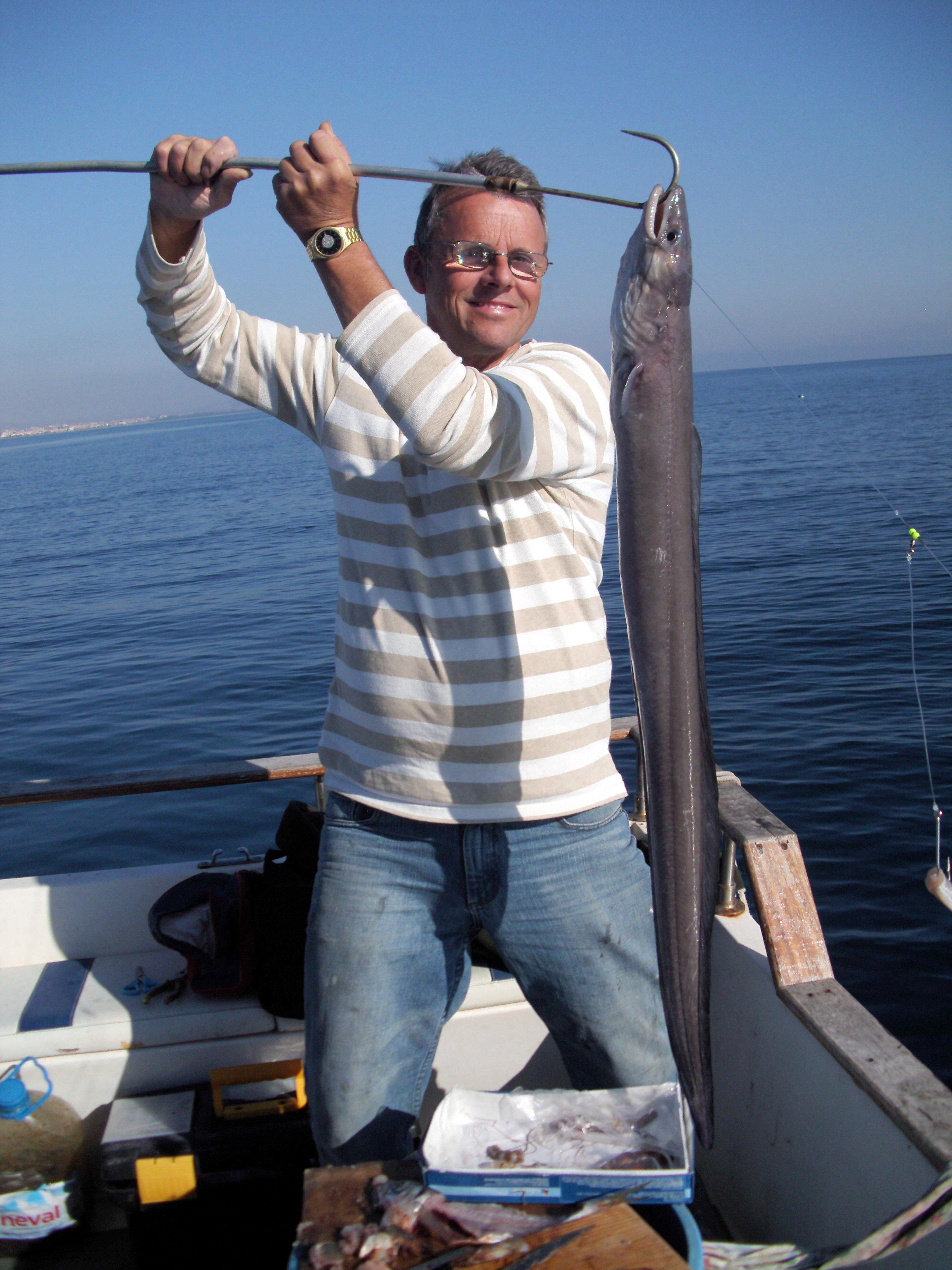 best places to go sea fishing in Spain