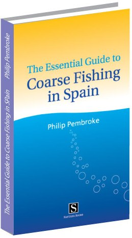 Spain-fishing-book-carp-barbel-catfish-fishing-licence-places-to-fish-tackle-tactics-fishing-holiday-Philip-Pembroke