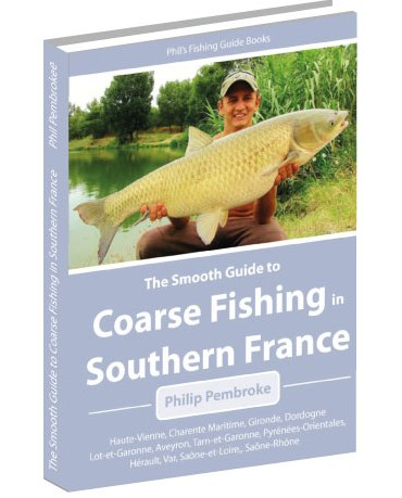 fishing book, river Dordogne, river Lot, river Tarn, Aveyron, carp, barbel, catfish, where to fish, licence, tackle, tactics, accommodation, fishing holiday, France