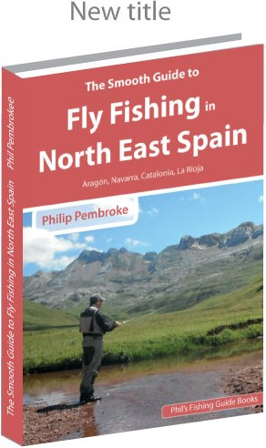 fly-fishing-book-new-title-wild-brown-trout-barbel-Aragon-Catalonia-Navarra-Rioja-fishing-licence-fishing-holiday-places-to-fish-tackle-tactics-Pyrenees-Spain